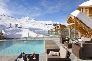 Hotel Annapurna, Courchevel 1850, Francja (2)
