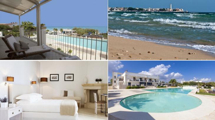 Canne Bianche Beach Hotel & SPA, Apulia