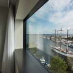 Courtyard by Marriott Gdynia Waterfront_ view from the Premium room