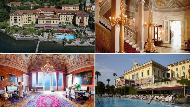 Travel Grand Hotel Villa Serbelloni, Jezioro Como