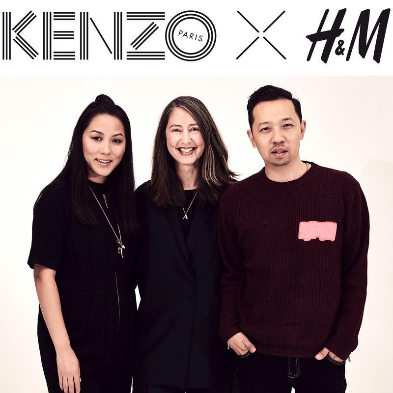 kenzo hm3