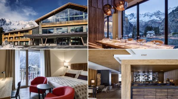 Grand Hotel Courmayeur, Mont Blanc