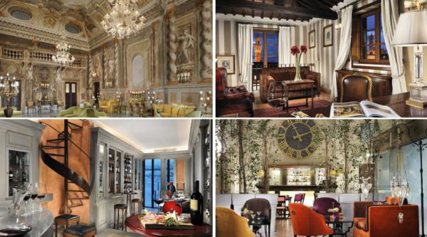 Grand Hotel Continental - Siena, Toskania