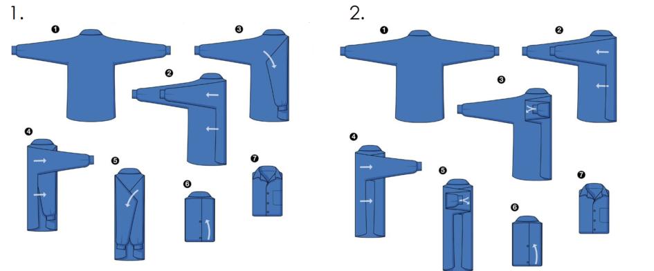 jak skladac koszule