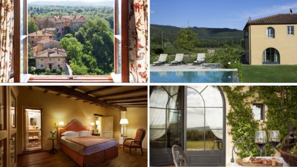 Il Borro Relais & Chateaux – San Giustino Vadarno, Toskania