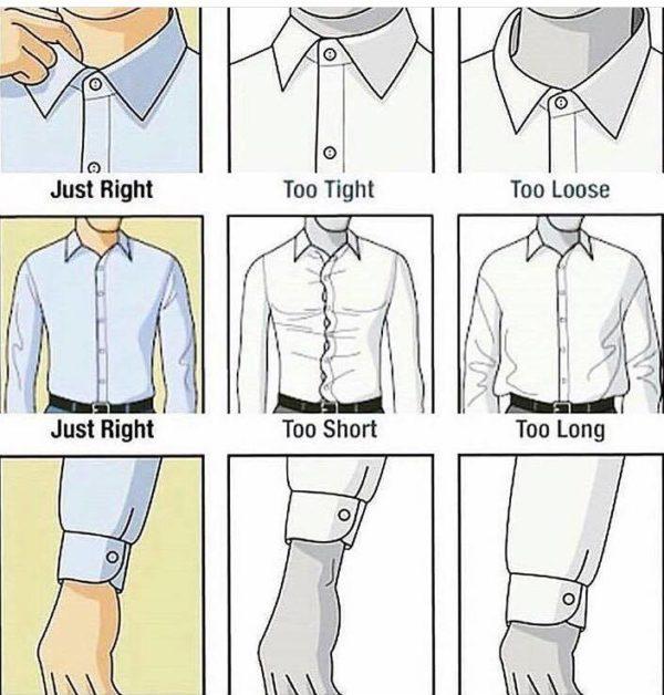 jak wybrać koszule