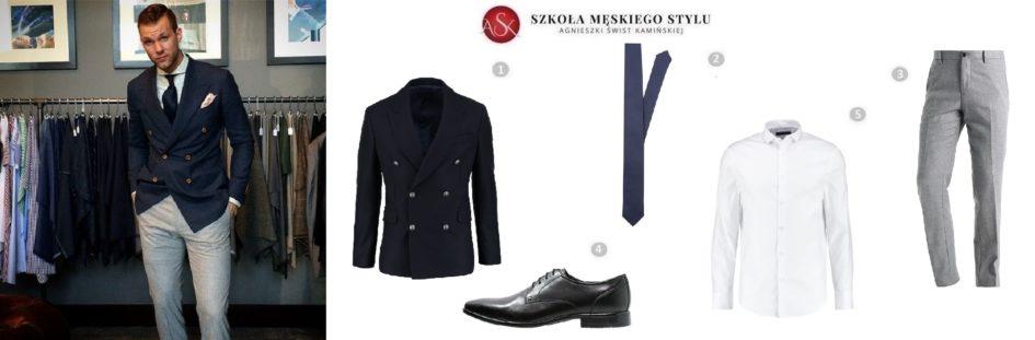 stylizacja flanelowe spodnie 3