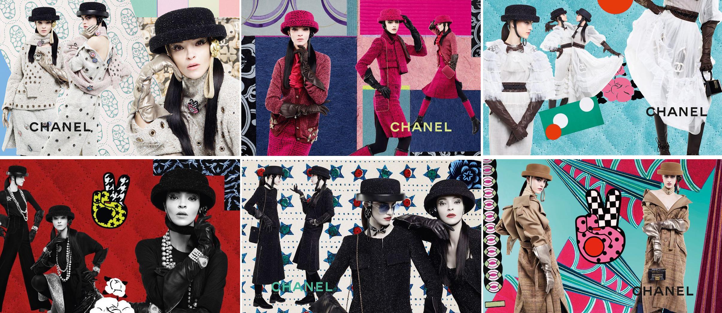 Kolekcja Chanel