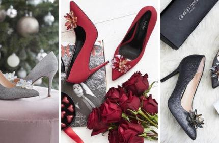 Jak dobrać buty do sylwestrowej kreacji