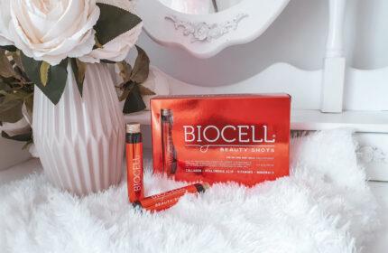 BIOCELL Beauty Shots dla zdrowej skóry