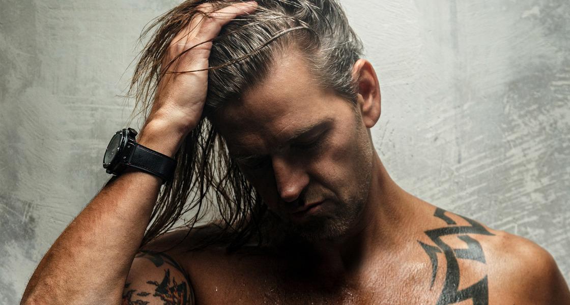 pielęgnacja włosów męskich
