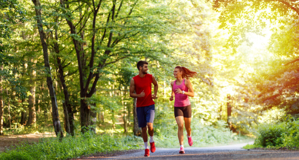 bieganie dlaczego warto