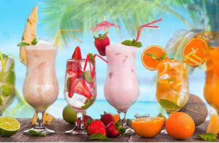 najlepsze drinki na lato