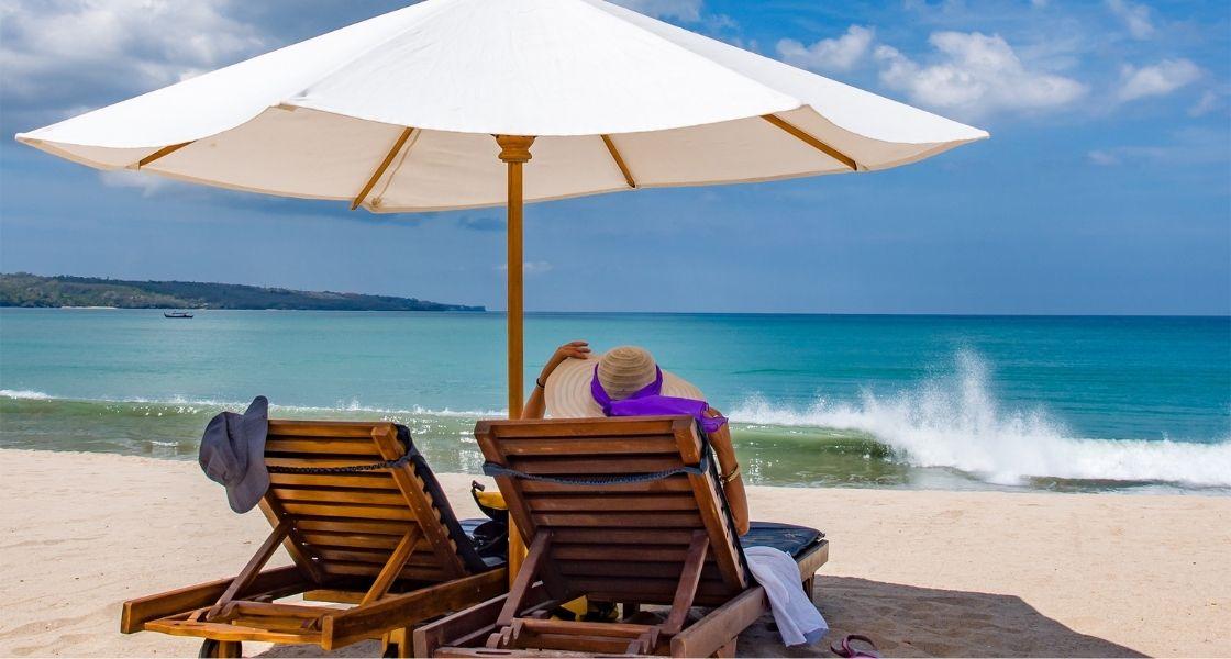 plaża niezbędnik