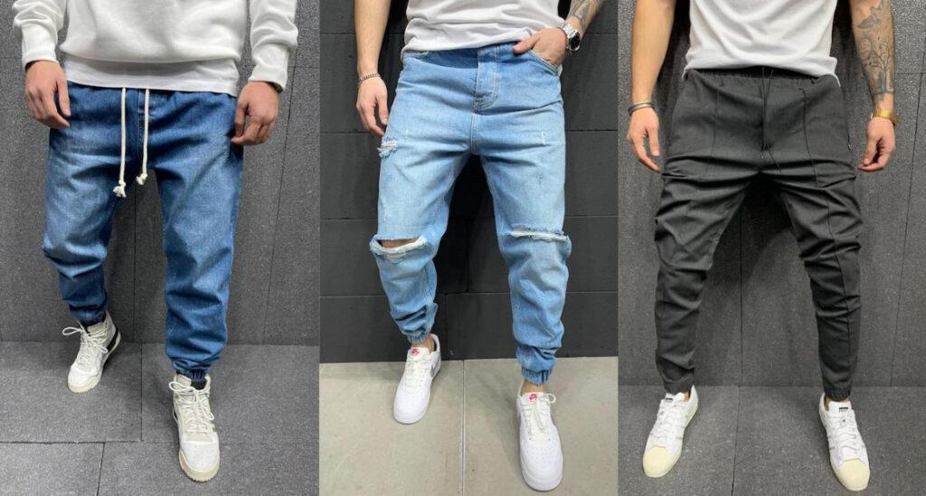 spodnie męskie które powinien mieć facet w szafie