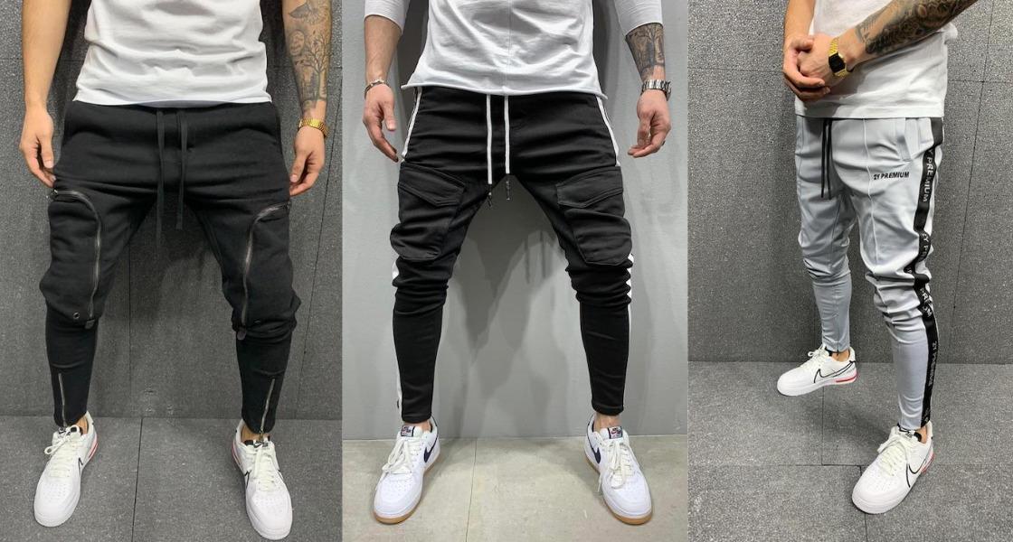 spodnie męskie które powinien mieć facet