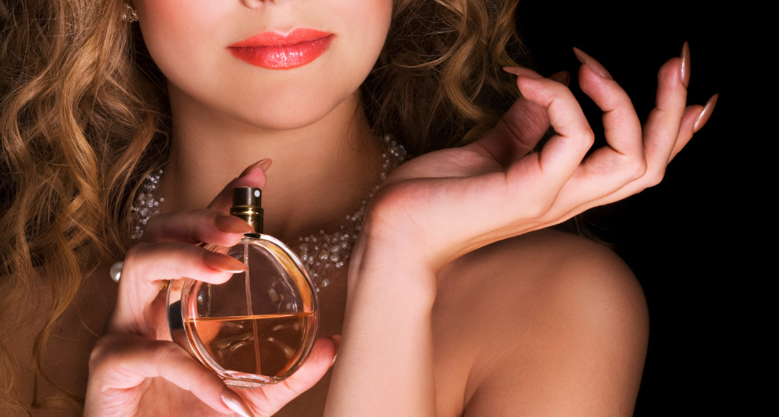 wybór perfum jak zrobić